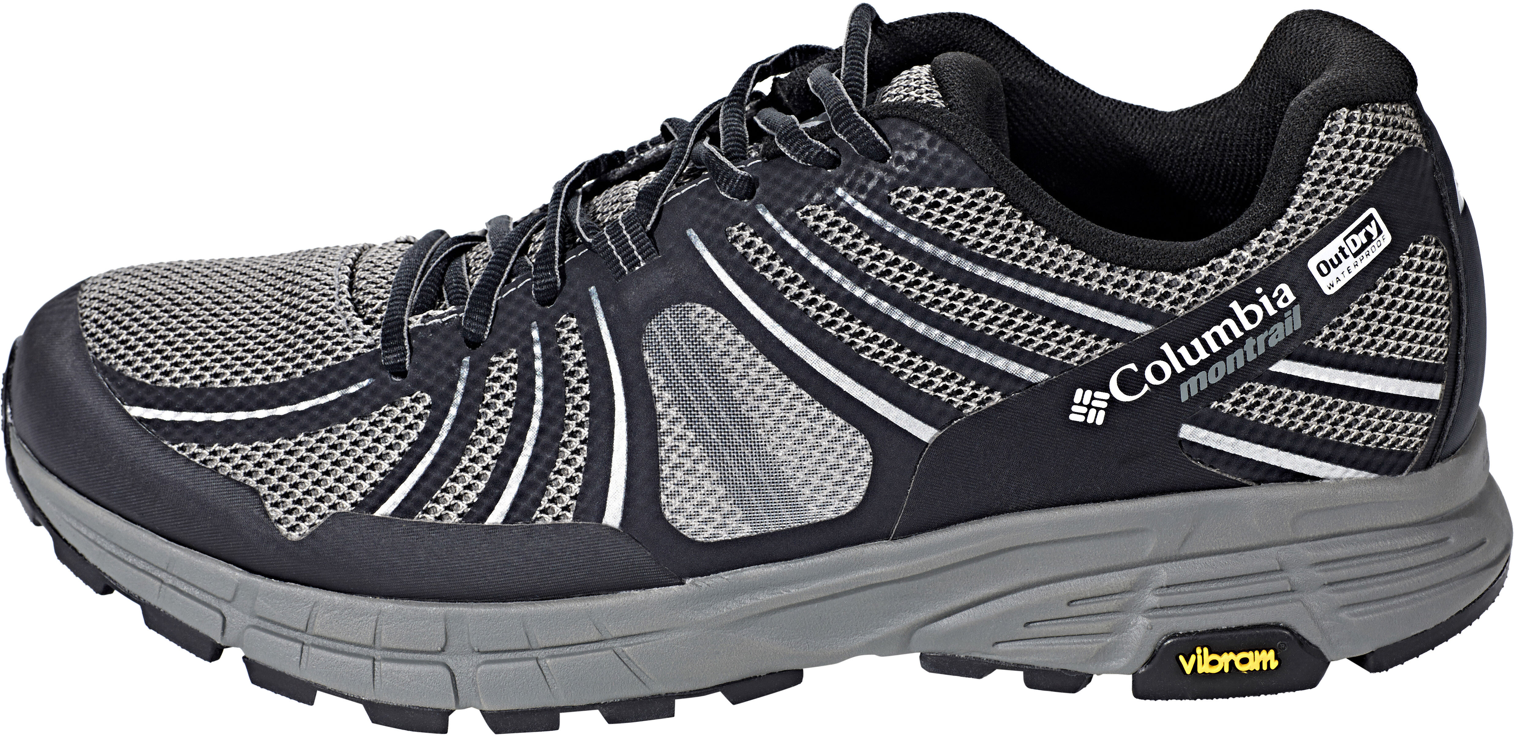 Columbia Mojave Trail Outdry Running Shoes Men grey at Bikester.co.uk 1fa21236653